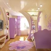 Фабричные детские комнаты