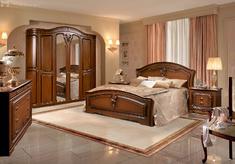 Спальня Валерия 40 из ДСП и МДФ СлонимМебель