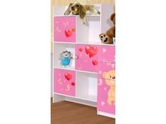 Книжный шкаф Мульти Мишка