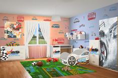 Детская комната Драйв Viorina Deko