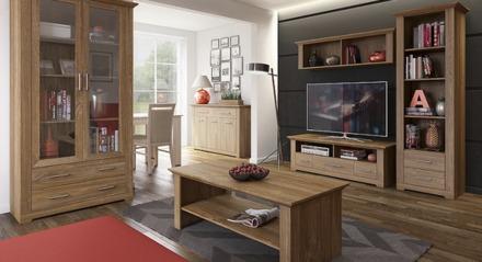 Модульная спальня Арсал VMV Holding дуб стирлинг