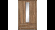 Шкаф SZF 3D4S (с зеркалом) Арсал VMV Holding
