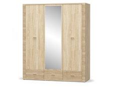Шкаф Гресс 2Д1Дз3Ш Мебель Сервис