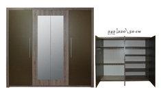 Шкаф с двумя зеркалами Джульетта VMV Holding