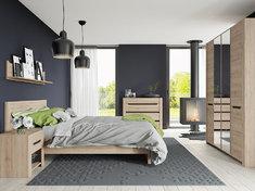 Модульная спальня DESJO SZYNAKA