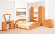 Модульная спальня Антонина Світ Меблів