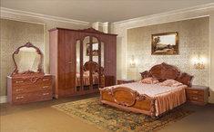 Спальня 6Д Империя Світ Меблів