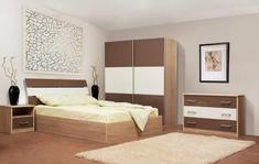 Модульная спальня Элегант Світ Меблів