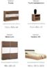 Модульная спальня Элегант Світ Меблів3