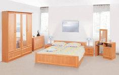 Модульная спальня Соня Світ Меблів