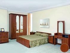 Модульная спальня Ким Світ Меблів