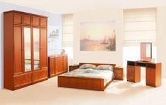 Модульная спальня Лотос Світ Меблів