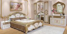 Спальня 4Д Кармен Новая Світ Меблів