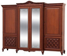 Шкаф 4Д Ливорно Світ Меблів