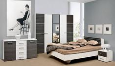 Спальня 5Д Круиз Світ Меблів