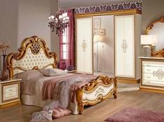 Спальня Анита из ДСП и МДФ СлонимМебель