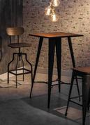 Комплект стол Retto и стул Drop Signal