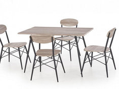 Столовый комплект Kabir prostokat Halmar