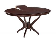 Стол обеденный 1,0 из натурального дерева Доминика Domini венге