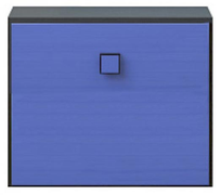 Тумба 1d (подставка) «Аватар» синий Gerbor