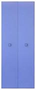 Шкаф 2d «Аватар» синий Gerbor