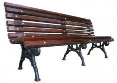 Скамья деревянная Романтика AMF