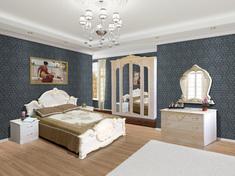 Модульная спальня Империя Світ Меблів