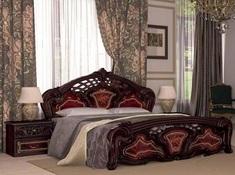 Спальня Реджина перо рубино Миро-Марк