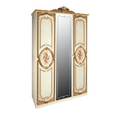 Шкаф 3 дверей комплект Реджина Голд Радика