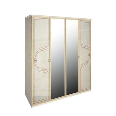 Шкаф 4 дверей комплект Мартина Радика Бежевый