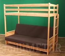 Двухъярусная кровать Адриана Millimeter ясень