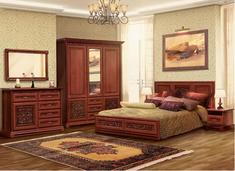 Модульная спальня Лацио Світ Меблів