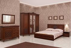 Модульная спальня Ливорно Світ Меблів