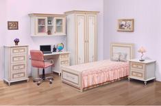 Модульная спальня Сорренто Світ Меблів
