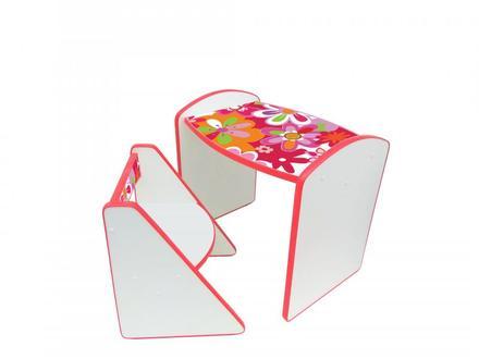 Комплект из детского столика и стульчика Viorina Deko