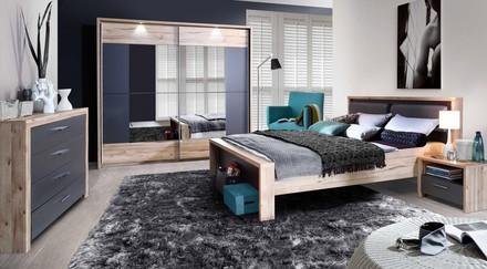 Спальня из ДСП Clair Forte