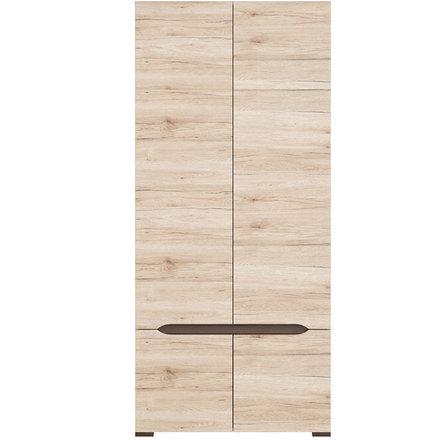 Шкаф для одежды SZF4D Эльпассо Gerbor