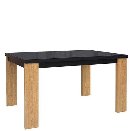 Стол обеденный раскладной с каркасом из ДСП и натурального шпона STO/140 AROSA BRW Польша