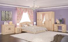Спальня Флорис 3Д Мебель Сервис
