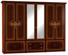 Шкаф Алабама 6Д Мебель Сервис