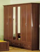 Шкаф Соната 6Д Мебель Сервис