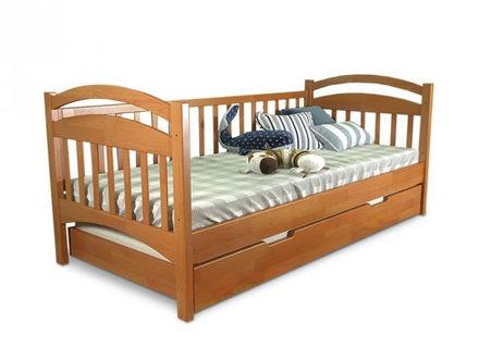 Кровать Алиса АрборДрев 90*200 см сосна