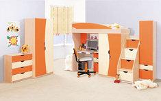 Детская комната Савана Світ Меблів