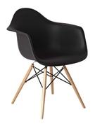 Кресло из пластика Прайз Domini черный