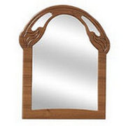 Зеркало с рамкой из МДФ Тина Світ Меблів