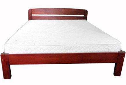 Кровать Октавия С1 140*200 см бук