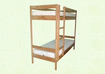 Кровать Твикс 80*190 см бук