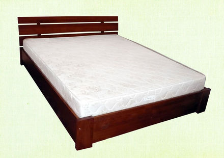 Кровать Лагуна ПМ 140*200 см бук