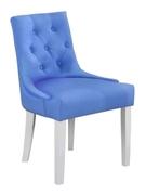 Кресло из натурального дерева с мягкой обивкой Тиффани Domini