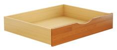 Выдвижной ящик для кроватей Дуэт/Нота (ДСП) массив